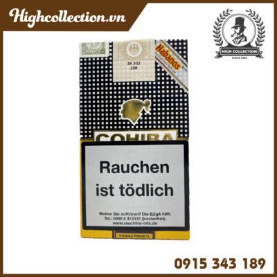 Cigar Cohiba Robusto - Box 15 điếu