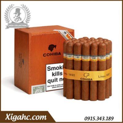 Cigar Cohiba Siglo 6