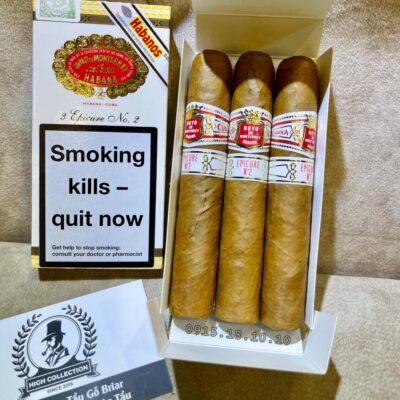 Cigar Hoyo De Monterrey Habana Epicure No2