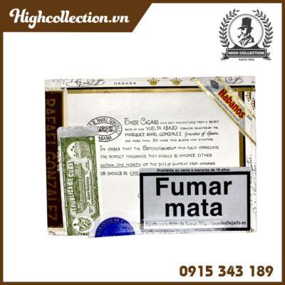 Cigar Rafael Gonzalez 25 Panetelas Extra