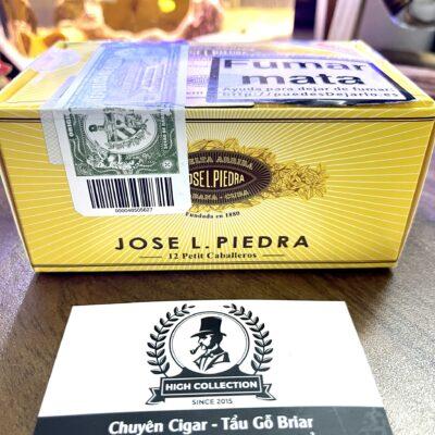Cigar Jose L.Piedra 12 Petit Caballeros Tây Ba Nha
