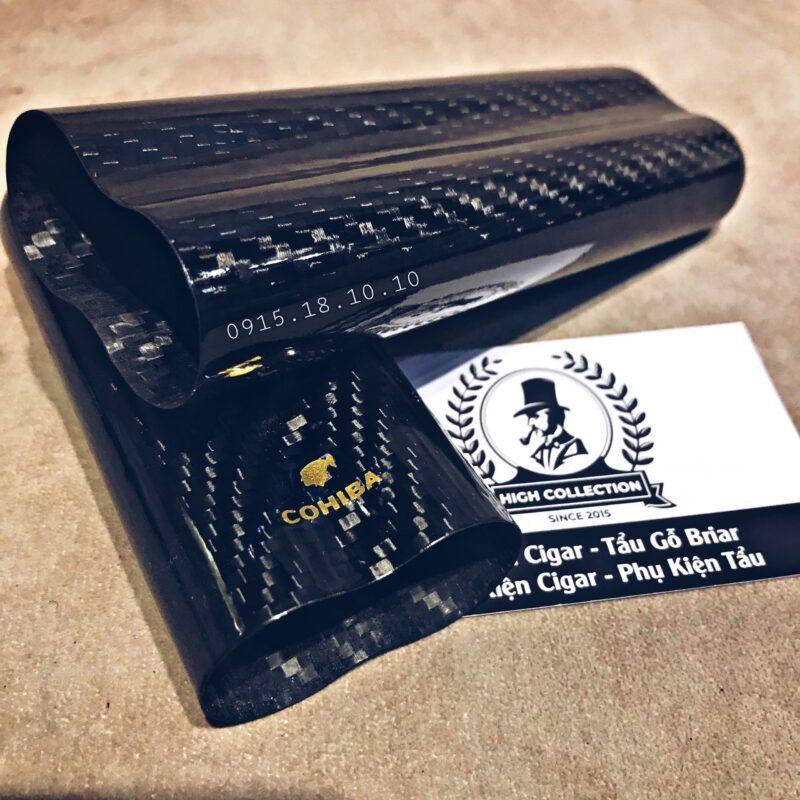 Ống Đựng Cigar Cohiba 2 Điếu P332
