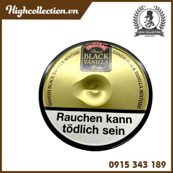 Thuốc Tẩu Danish Black Vanilla Mixture