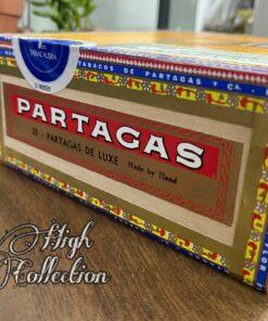 Cigar Partagas 25 Partagas De Luxe Tây Ba Nha