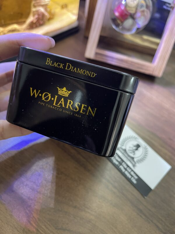 Thuốc Tẩu W.O.Larsen Black Diamond Mỹ