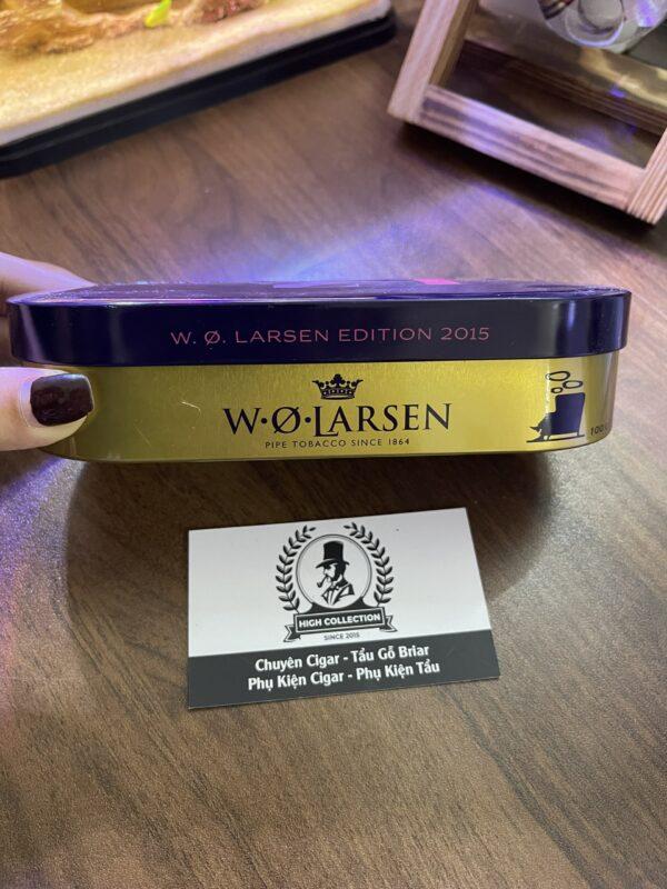 Thuốc Tẩu W.O.Larsen Edition 2015