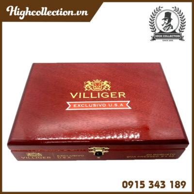 Cigar Villiger Exclusivo U.S.A 20 Robusto