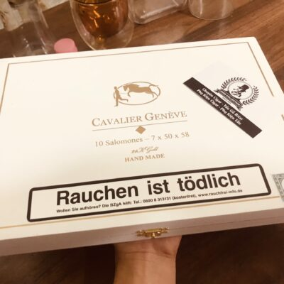 Cigar Cavalier Geneve 10 Salomones