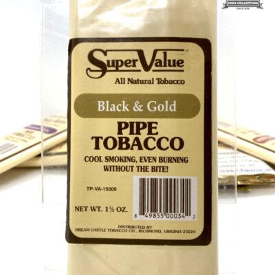 Thuốc Tẩu Super Value Black & Gold
