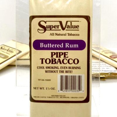 Thuốc Tẩu Super Value Buttered Rum
