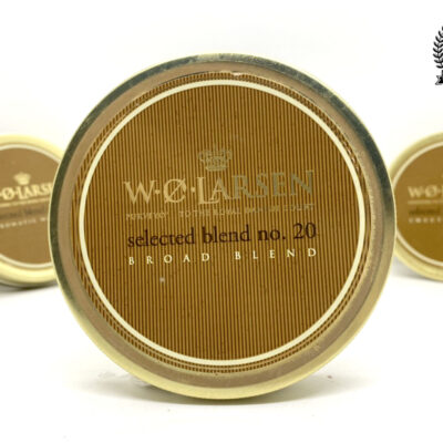Thuốc Tẩu W.o.larsen Broad Blend No.20