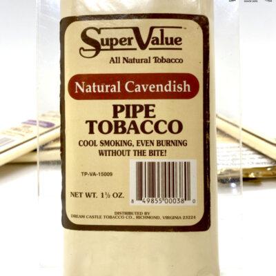 Thuốc Tẩu Super Value Natural Cavendish