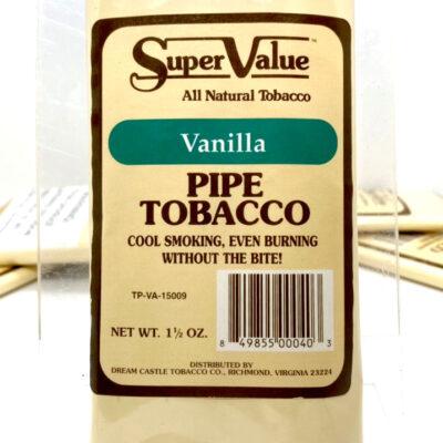 Thuốc Tẩu Super Value Vanilla